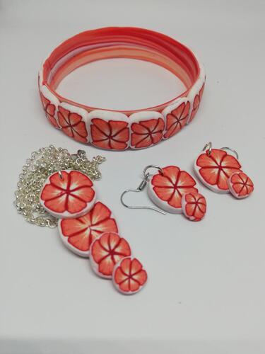 Sada šperků FIMO