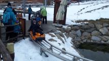 lyžařský pobyt pro děti Dětského domova Klánovice