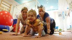 ozdravný pobyt pro 18měsíčního těžce postiženého syna