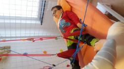 intenzivní rehabilitace na klinice Axon, pro 7letého postiženého syna