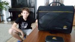 řečový procesor pro 12letého syna s vrozenou oboustrannou hluchotou