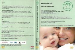 Pozitivní rodičovství DVD 3. a 4. seminář