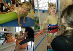 příspěvek na neurorehabilitaci pro 4letou postiženou dceru