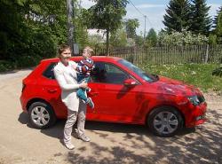 příspěvek na auto pro pěstounku, která se stará o 4letého postiženého Matyáše