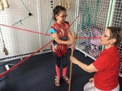 rehabilitační program Klim Therapy, pro 10letou dceru