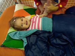 2x neurorehabilitační pobyt pro postiženou dceru DMO