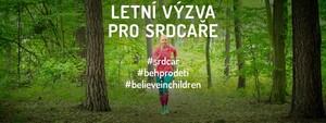 Nadace Naše Dítě přichází s Letní výzvou pro srdcaře!