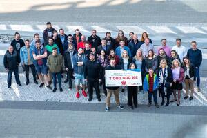 Společně s CZC.cz jsme podpořili 55 dětí a několik organizací