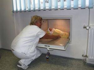 Moderní babybox pořídí i snímek miminka