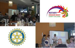 Rotary Dragon Boat Charity Challenge 2017
