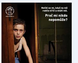 Stop násilí na dětech!
