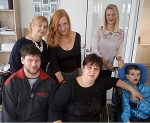 Rodina Směšných a naše pomoc