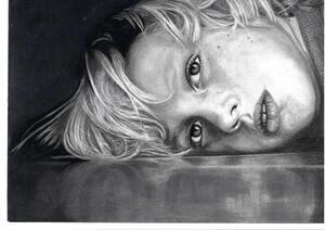 Hyperrealistické kresby pro Nadaci Naše dítě