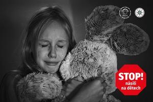 Nadace Naše dítě zahájila osvětovou kampaň STOP! násilí na dětech