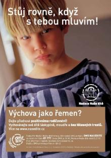 Osvětová kampaň Pozitivní rodičovství