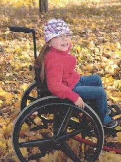 rehabilitační pobyt Klim - Therapy pro 7letou postiženou dceru
