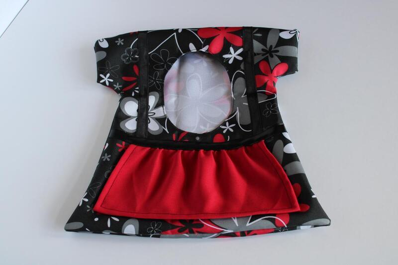 Závěsný zásobník na kolíčky na prádlo